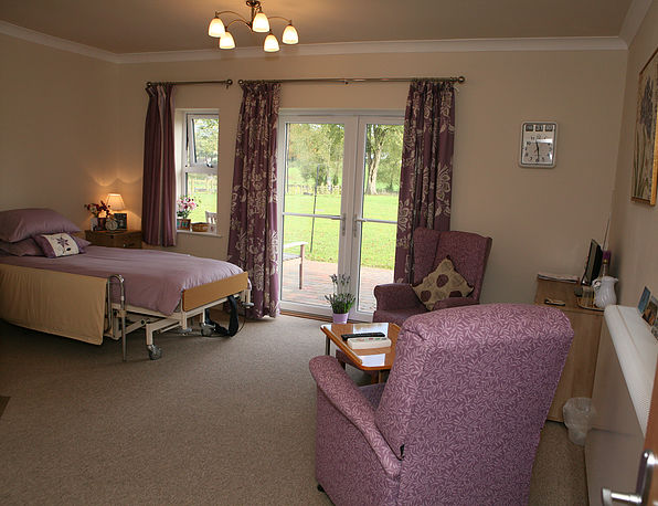 Typical Resident Rooms